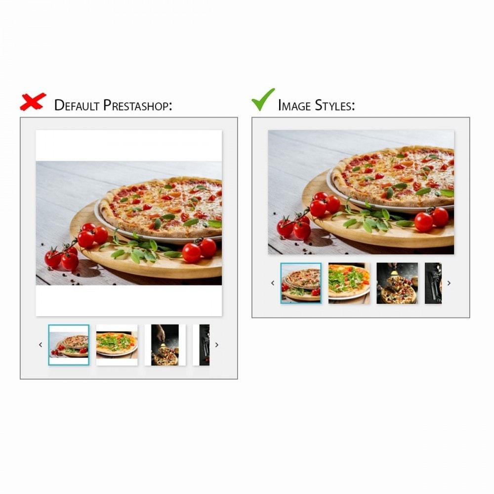 module - Produktvisualisierung - Image Styles - 1