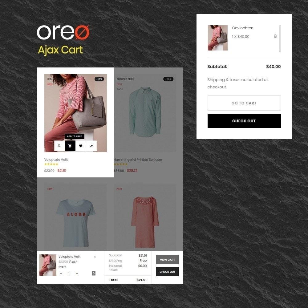 theme - Fashion & Shoes - Oreo Fashion & clothing shose trend 2018 - 3