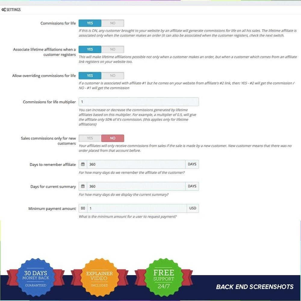 module - SEA SEM (Bezahlte Werbung) & Affiliate Plattformen - Full Affiliates - 17
