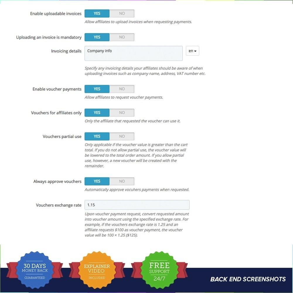 module - SEA SEM (Bezahlte Werbung) & Affiliate Plattformen - Full Affiliates - 18
