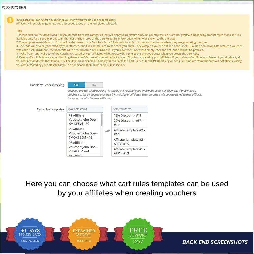 module - SEA SEM (Bezahlte Werbung) & Affiliate Plattformen - Full Affiliates - 22