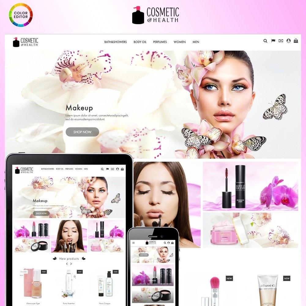 theme - Gesundheit & Schönheit - Cosmetic & Healthy - 1