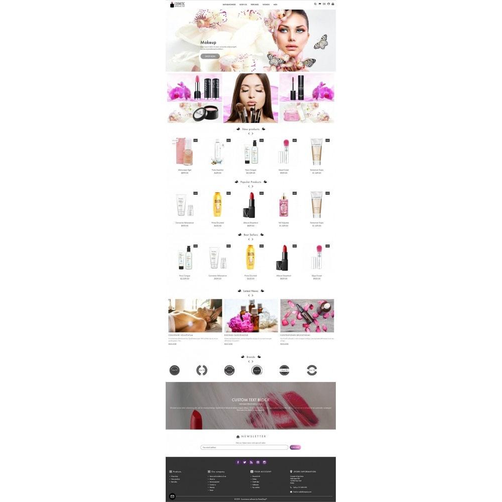 theme - Gesundheit & Schönheit - Cosmetic & Healthy - 2
