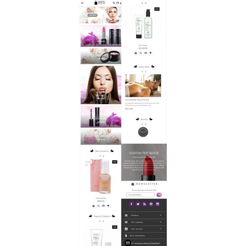 theme - Gesundheit & Schönheit - Cosmetic & Healthy - 4