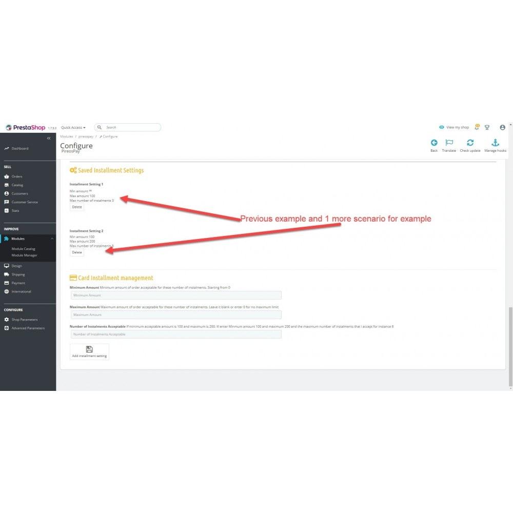 module - Pagamento con Carta di Credito o Wallet - PireosPay - 7