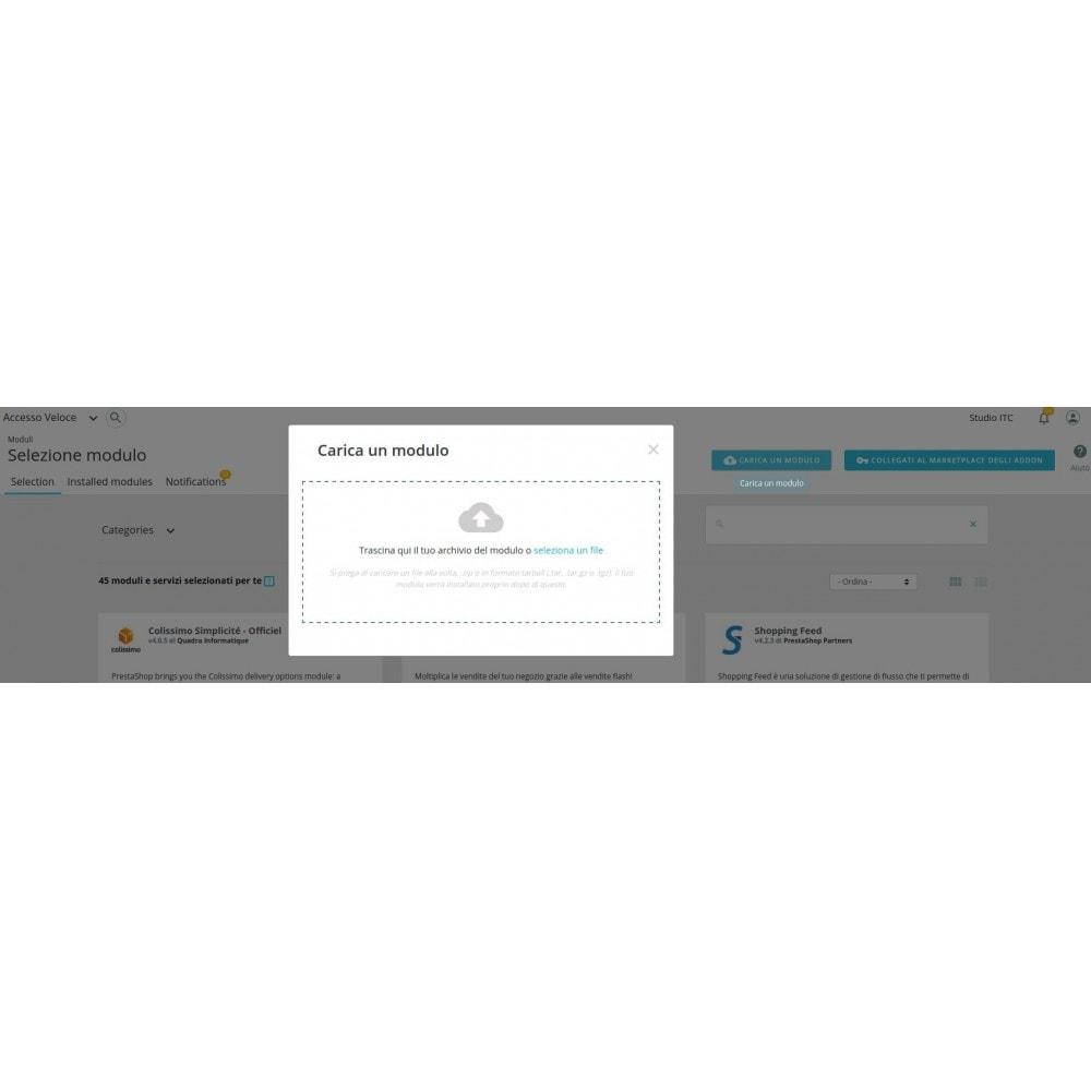 module - Pagamento con Fattura - ITC Campi per Fattura Elettronica - 2
