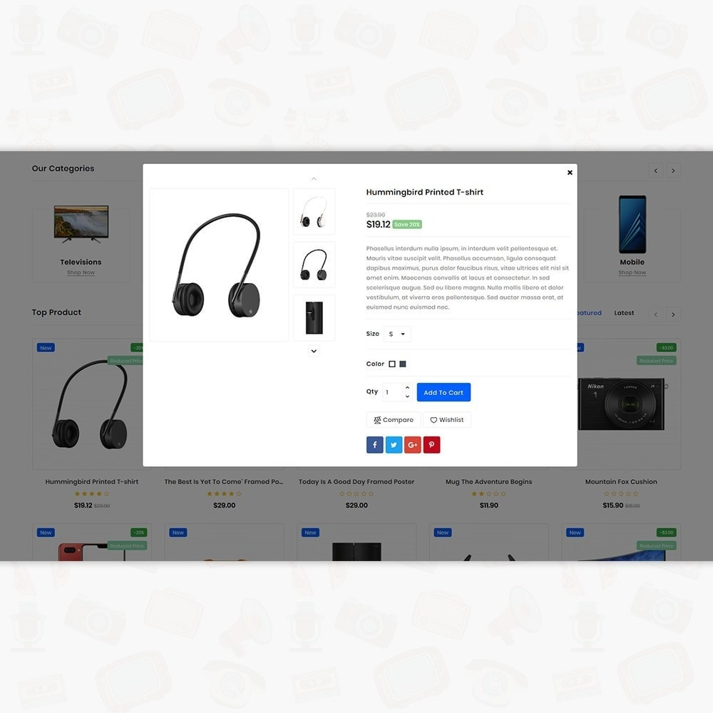 theme - Electrónica e High Tech - Microin - Best Electronics Store - 7