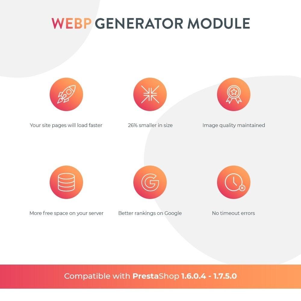 module - Pokaz produktów - Google WebP Image Generator - 2021 Update - 2