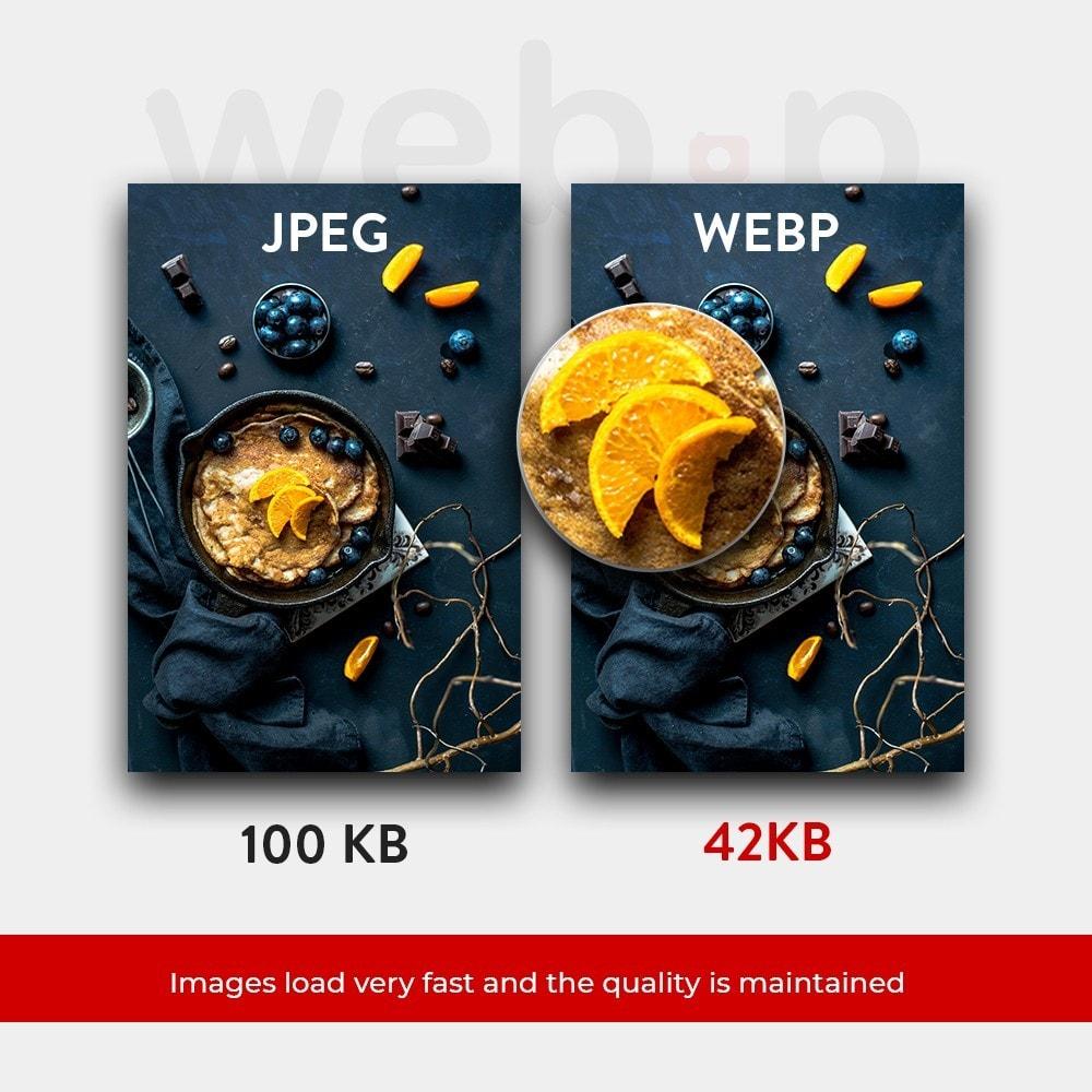 module - Pokaz produktów - Google WebP Image Generator - 2021 Update - 4
