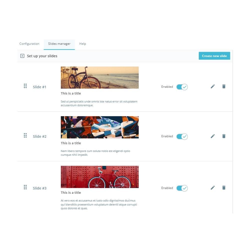 module - Gallerijen & Sliders - Homepage-slider - 7