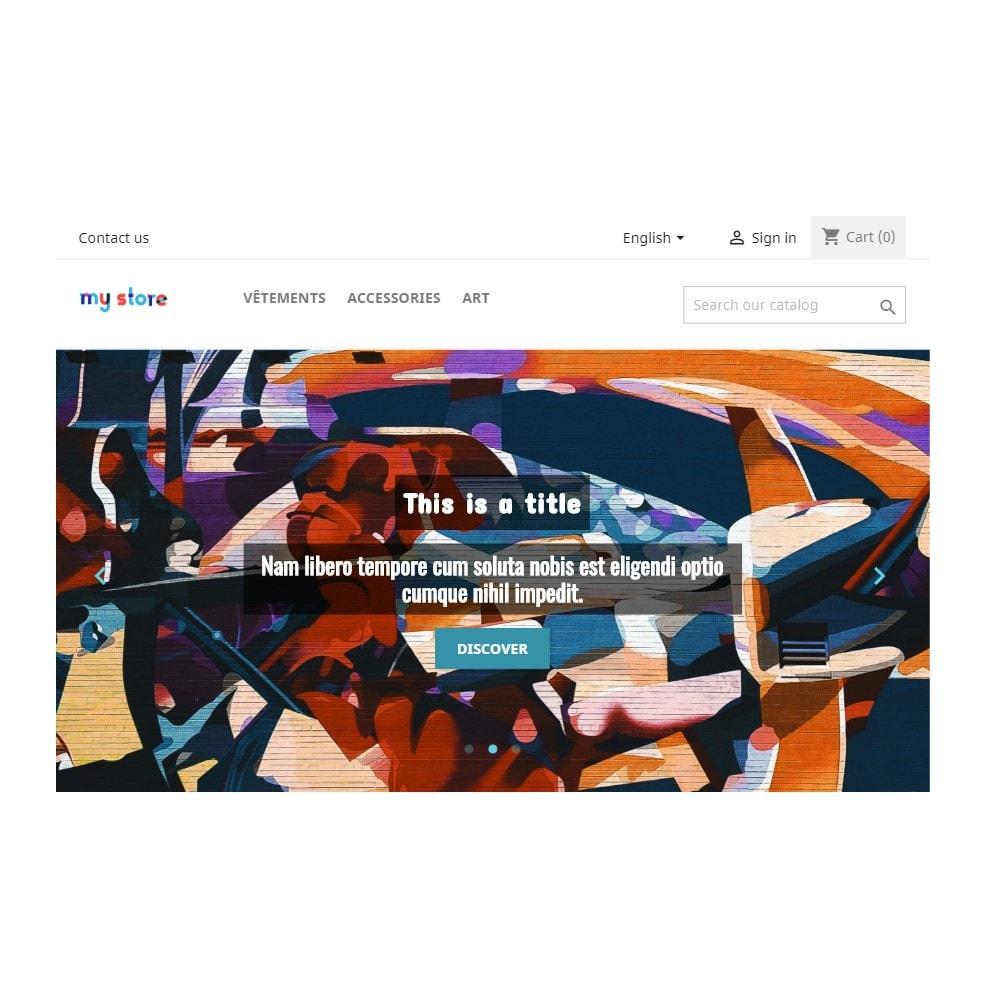 module - Gallerijen & Sliders - Homepage-slider - 3
