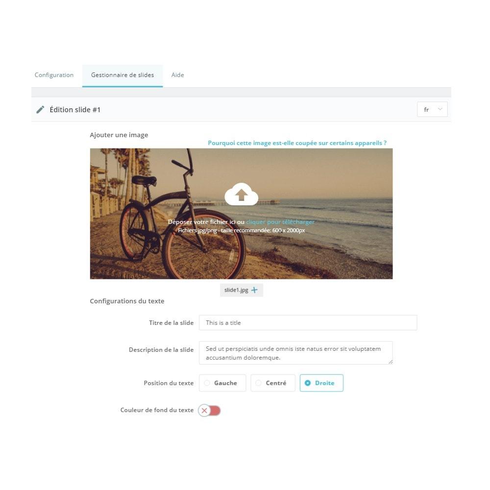 module - Sliders & Galeries - Homepage Slider Responsive & Full-screen - 8