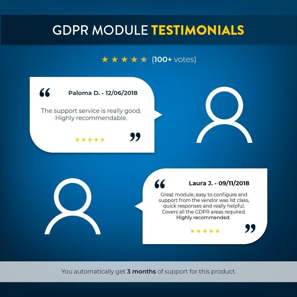 module - Juridisch - GDPR Compliance Pro - 2021 Enhanced Edition - 3