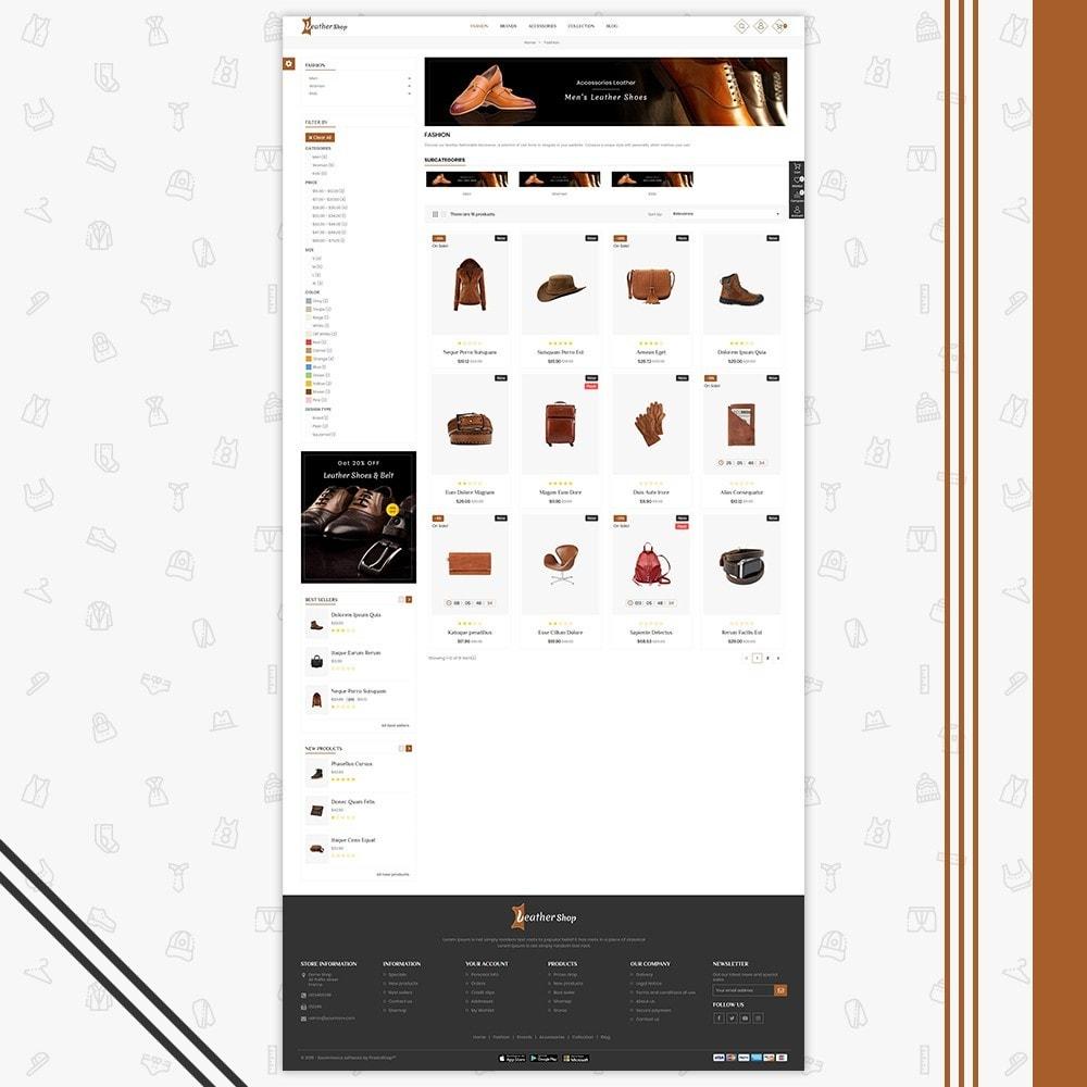 theme - Moda & Obuwie - Leather Shop - 3