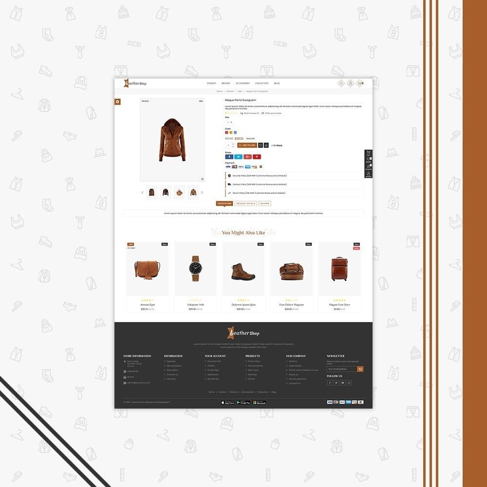 theme - Moda & Obuwie - Leather Shop - 5