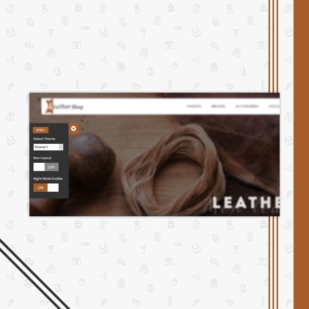 theme - Moda & Obuwie - Leather Shop - 7