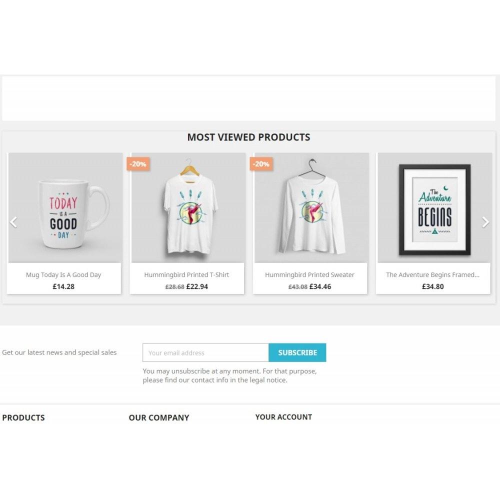 module - Produkte auf der Startseite - Most Viewed Products Advanced - 3