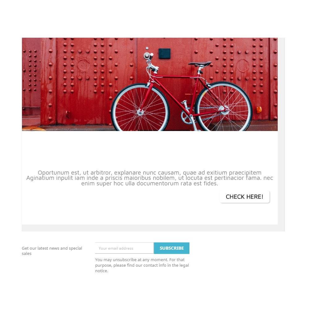 module - Bloki, Zakładki & Banery - Niestandardowy blok obrazu na stronie głównej - 2