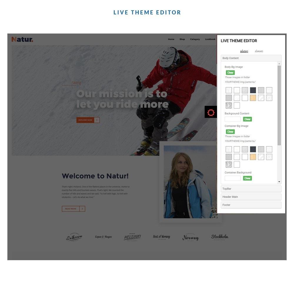 theme - Mode & Chaussures - Leo Natur Sport Fashion Store - 3