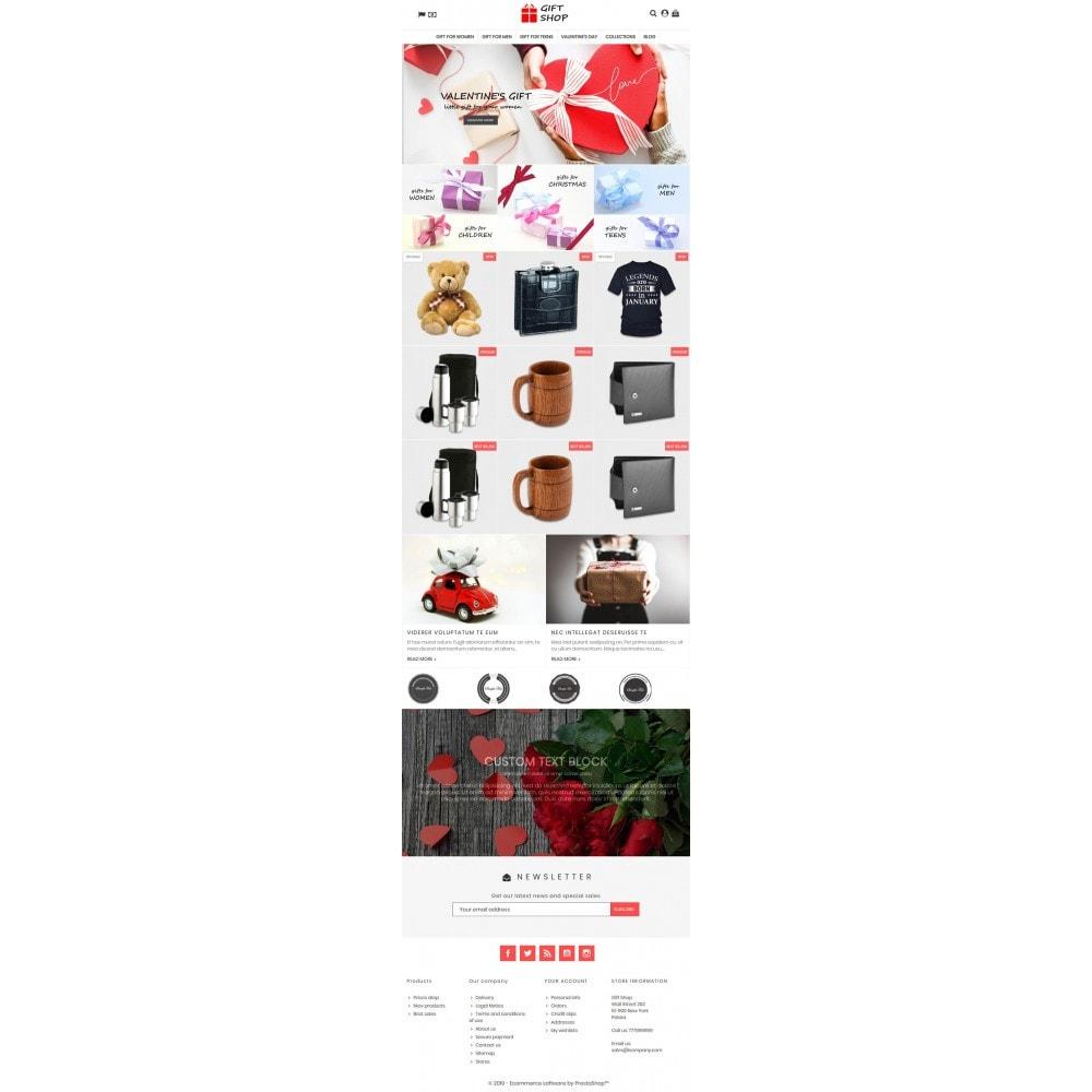 theme - Geschenke, Blumen & Feiern - Gift Shop - 4