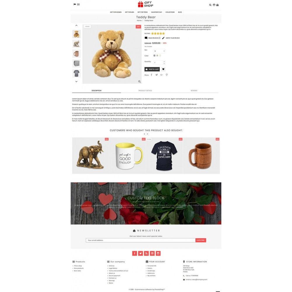 theme - Prezenty, Kwiaty & Uroczystości - Gift Shop - 4