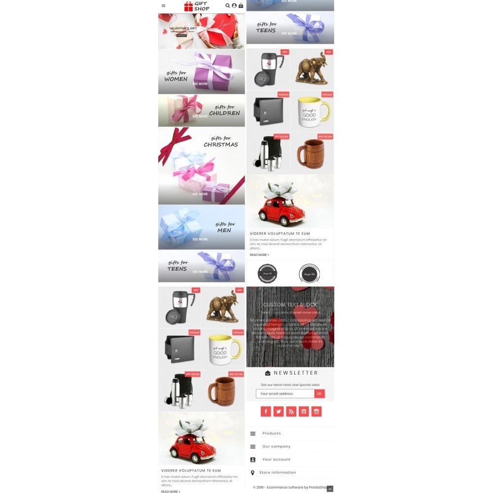 theme - Prezenty, Kwiaty & Uroczystości - Gift Shop - 6