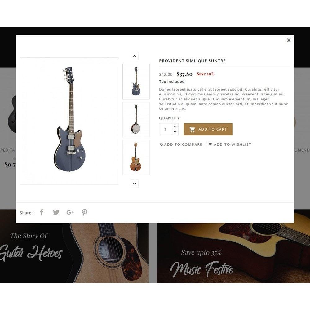 theme - Arte y Cultura - De Guitar & Music Instruments - 7