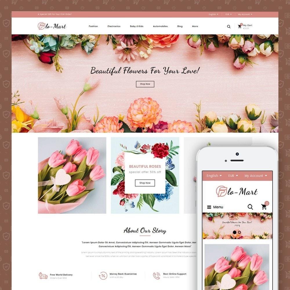 theme - Regali, Fiori & Feste - Flowmart - Flowers Store - 1