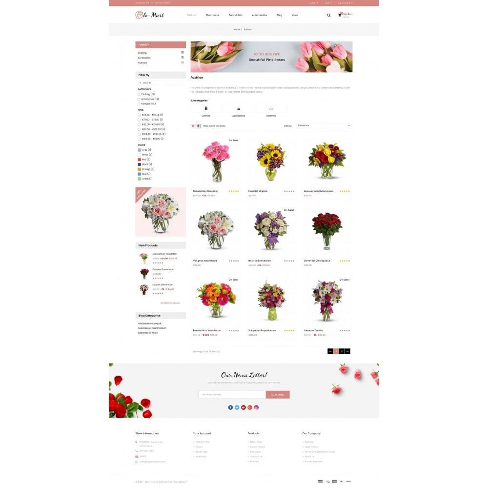 theme - Regali, Fiori & Feste - Flowmart - Flowers Store - 3