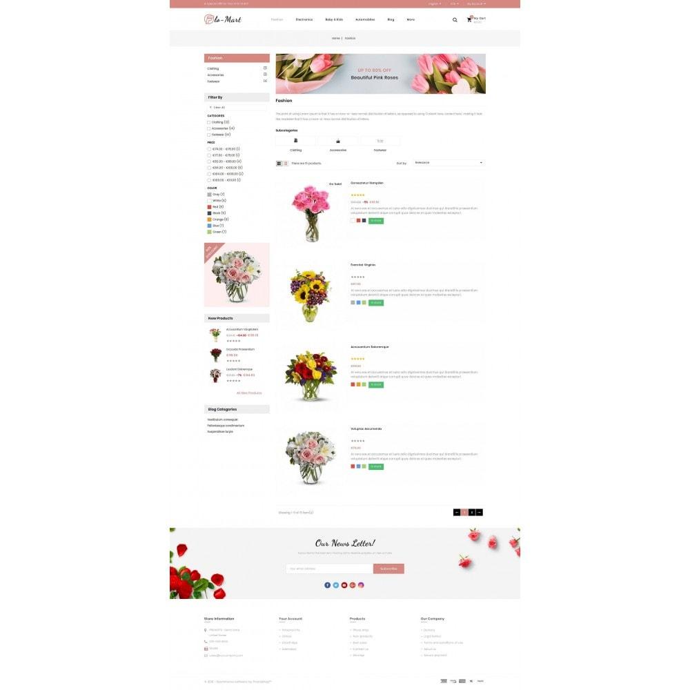 theme - Regali, Fiori & Feste - Flowmart - Flowers Store - 4