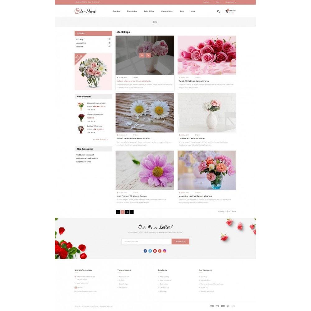 theme - Regali, Fiori & Feste - Flowmart - Flowers Store - 9
