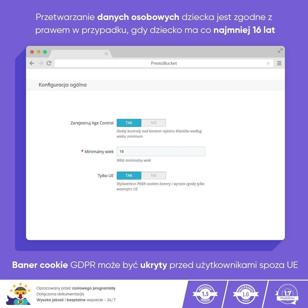 module - Wzmianki prawne - RODO ZAWODOWIEC Ogólne Rozporządzenie o ochronie Danych - 4