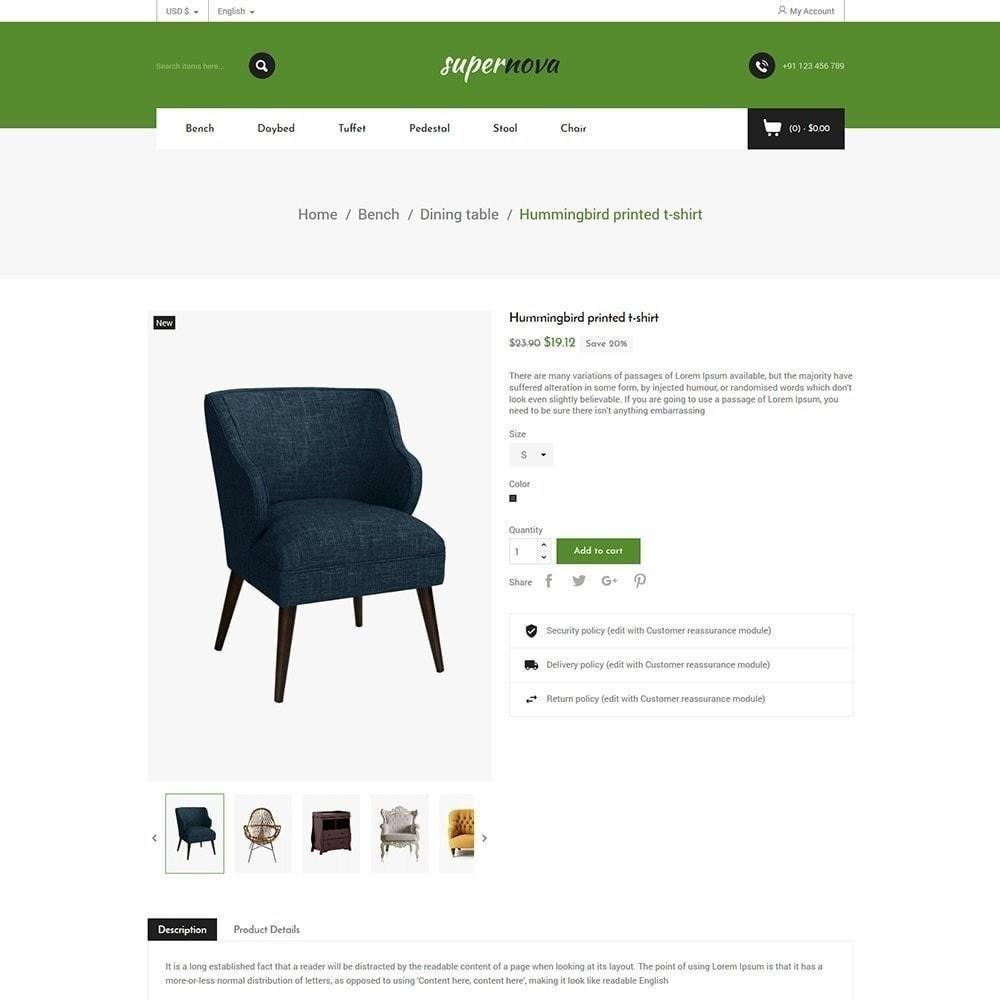 theme - Maison & Jardin - Super Nova - Magasin de meubles - 6