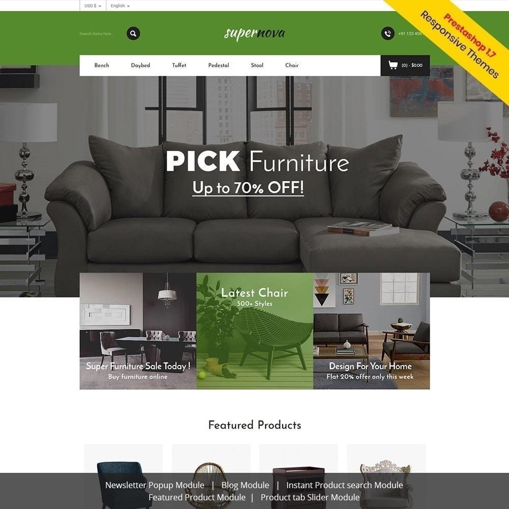 theme - Casa & Giardino - Super Nova - Negozio di mobili - 2