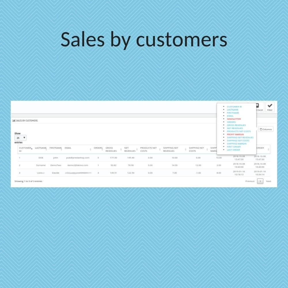 module - Importação & exportação de dados - Smart Sales Reports - 8