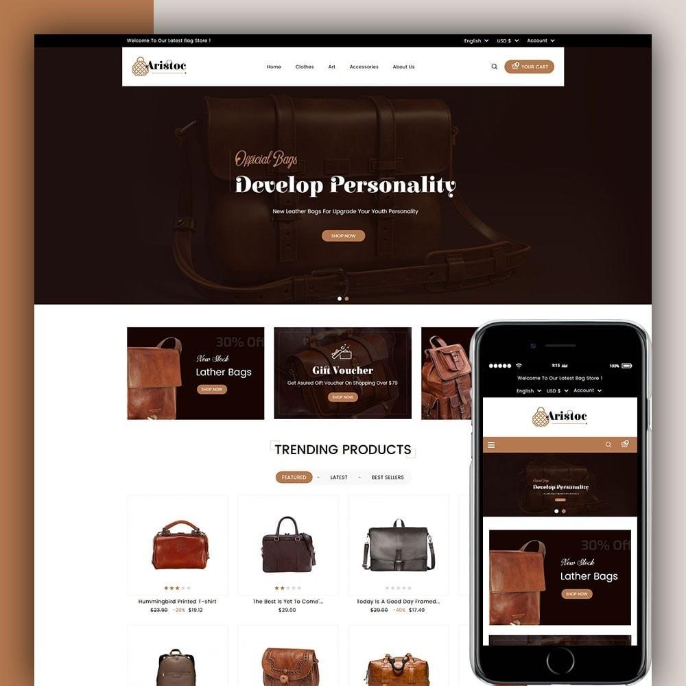 theme - Moda y Calzado - Aristoc Bag Store - 1