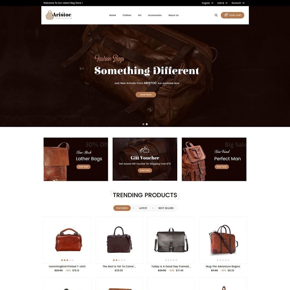 theme - Moda y Calzado - Aristoc Bag Store - 2