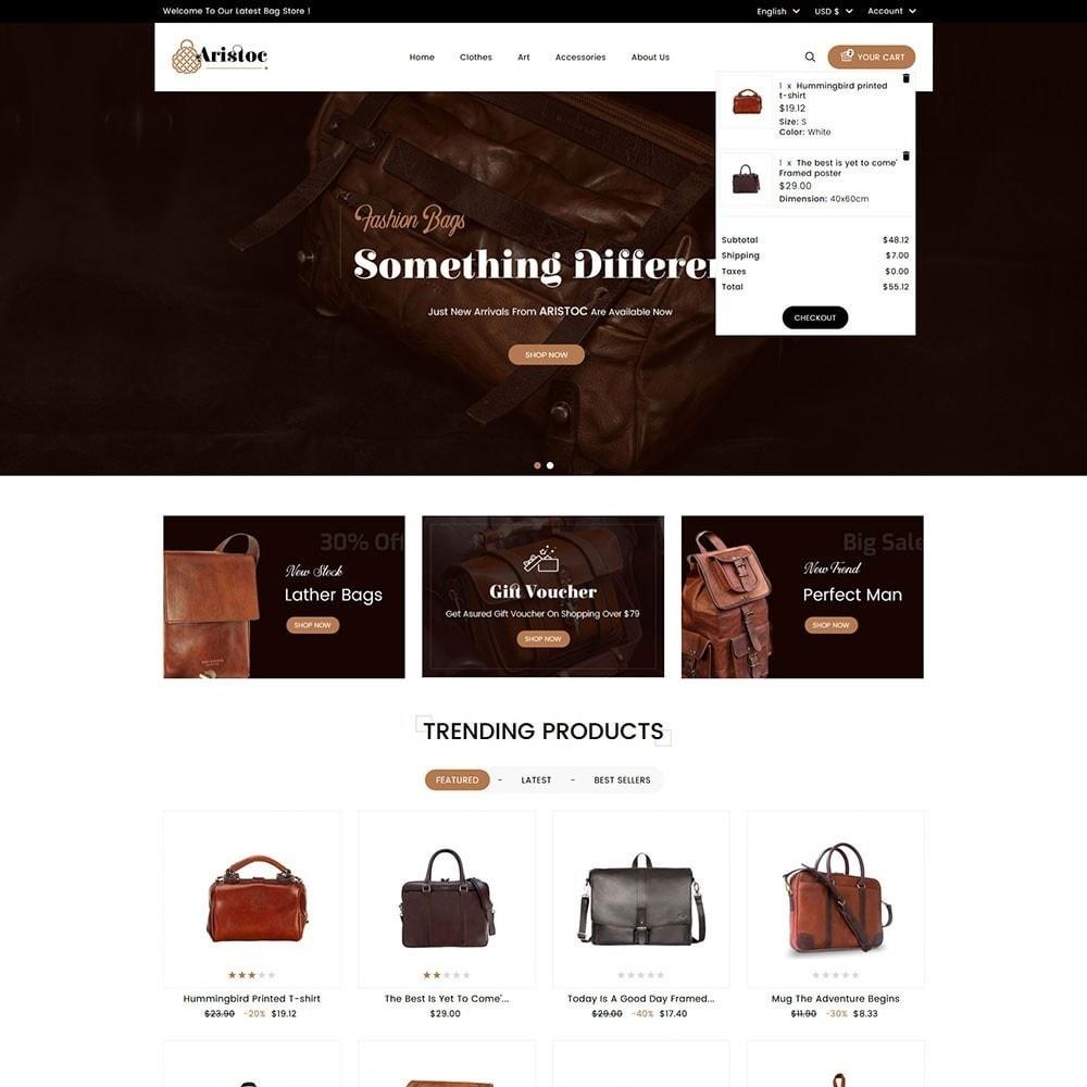 theme - Moda y Calzado - Aristoc Bag Store - 3