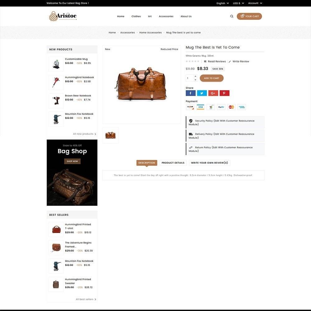 theme - Moda y Calzado - Aristoc Bag Store - 4