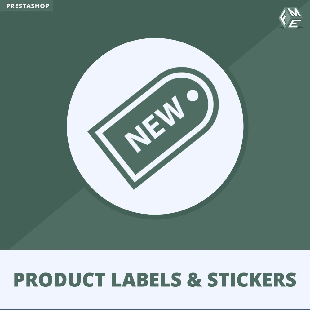 module - Badges & Logos - Product Labels and Stickers - 1