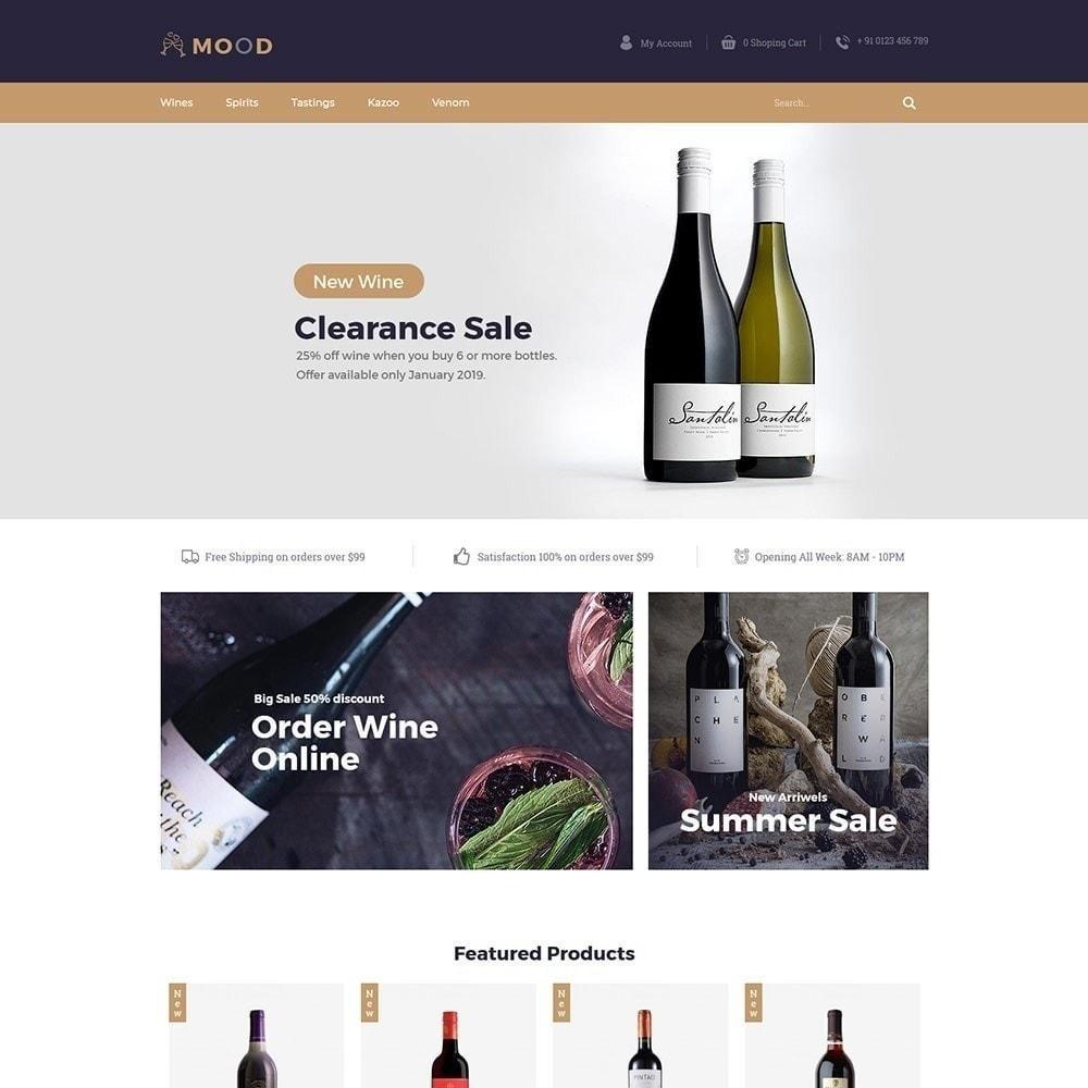 theme - Boissons & Tabac - Mood Wine - Magasin de boissons - 5