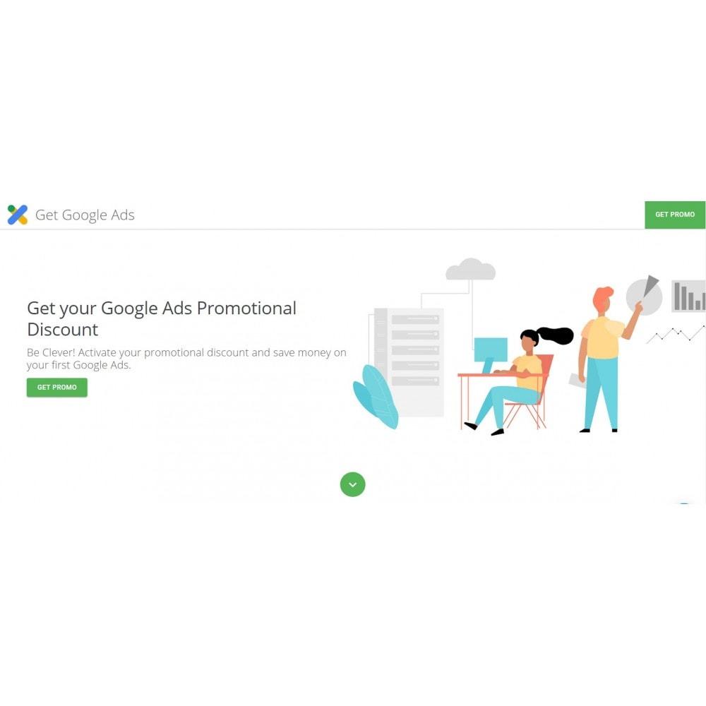 module - SEA SEM (paid advertising) & Affiliation Platforms - Google Ads Coupons - 2