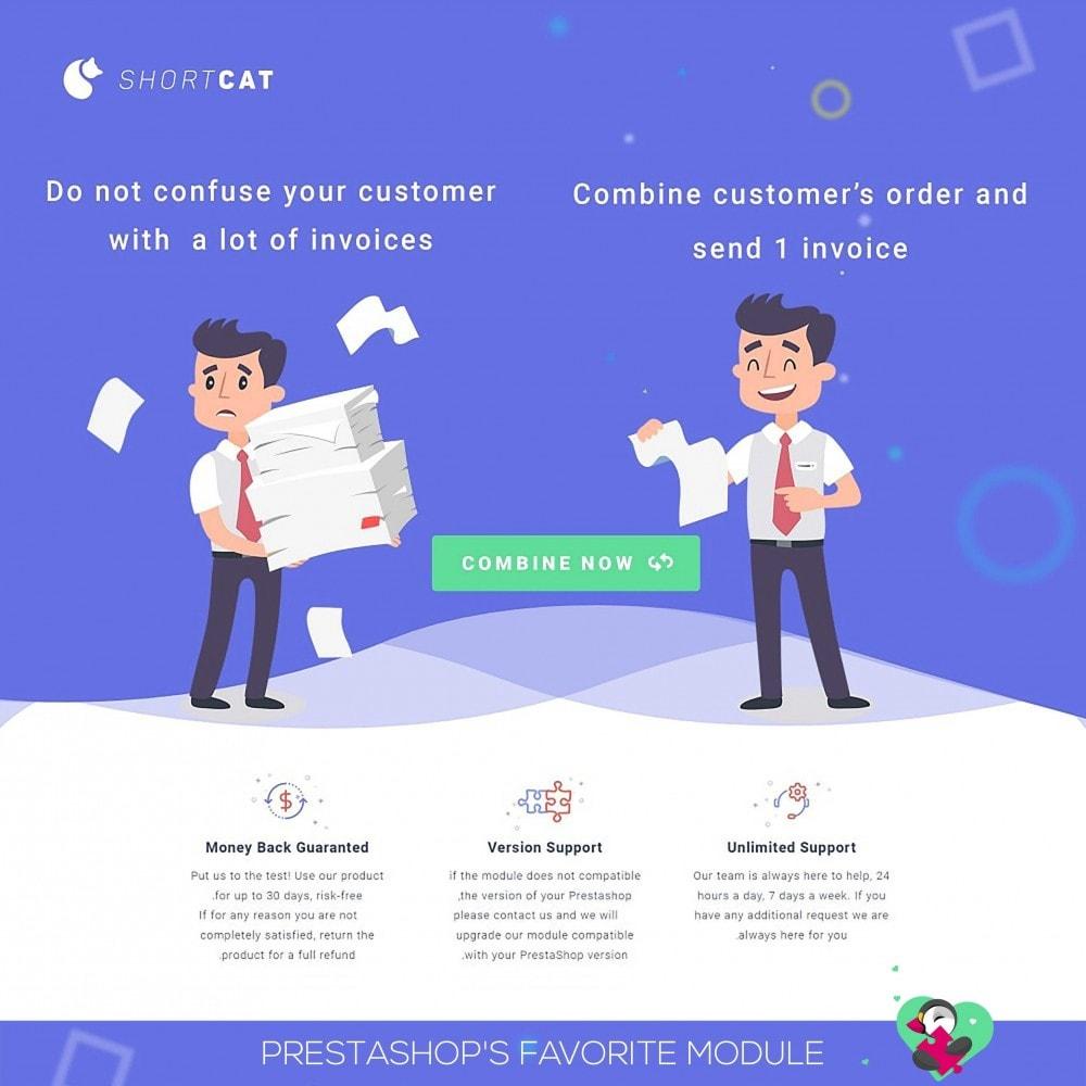 module - Управление заказами - Fast Combine Order / Invoice - 2