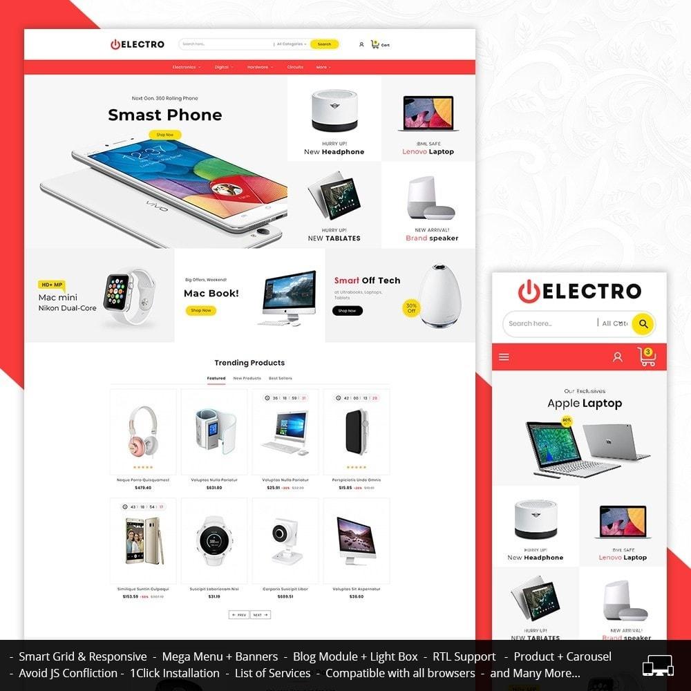 theme - Electrónica e High Tech - Electro Mega Appliances Shop - 1