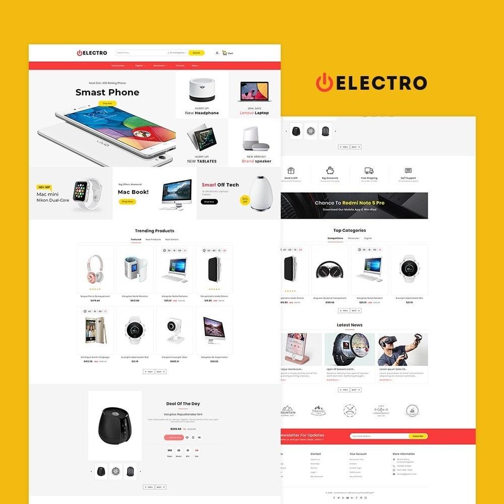 theme - Electrónica e High Tech - Electro Mega Appliances Shop - 2