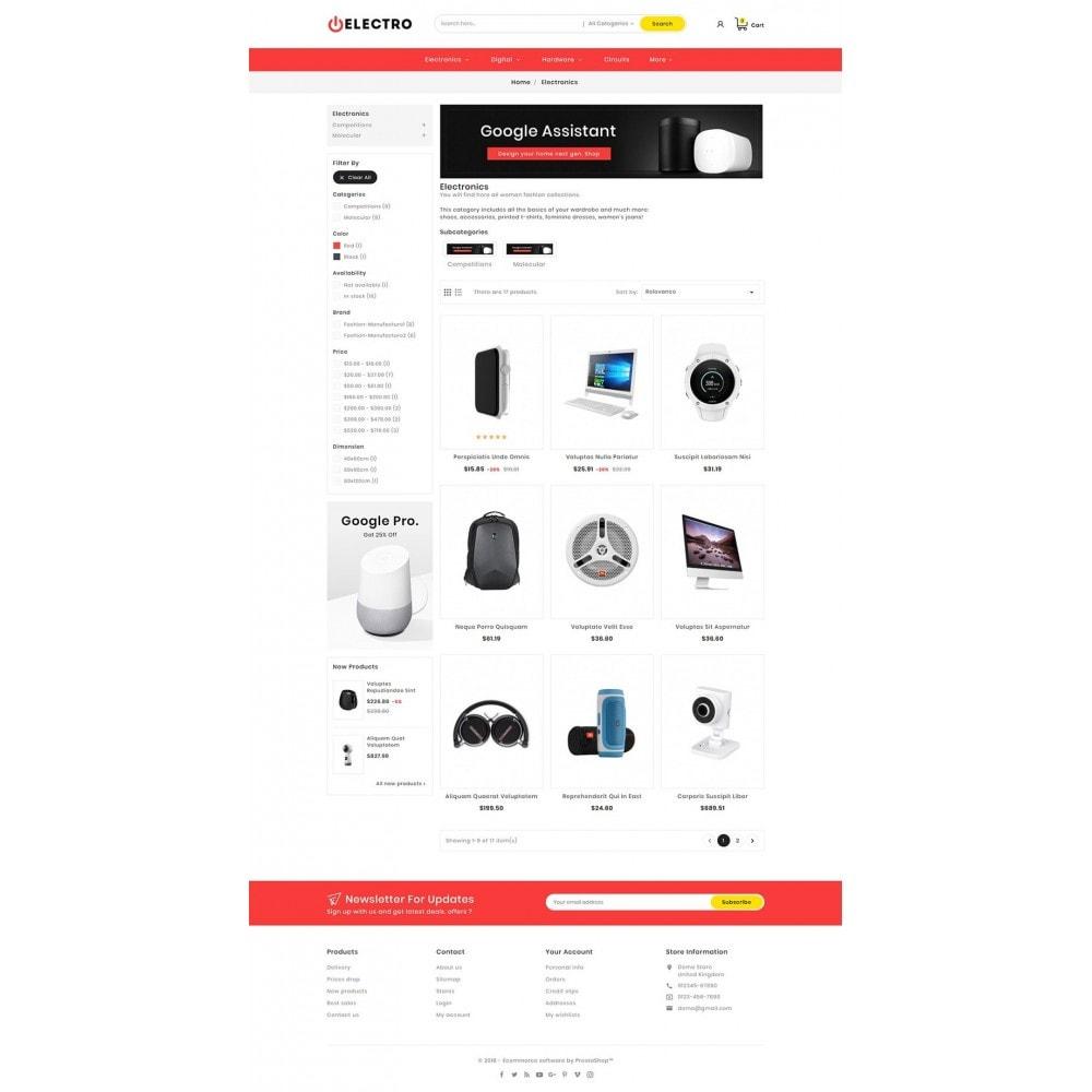 theme - Electrónica e High Tech - Electro Mega Appliances Shop - 3
