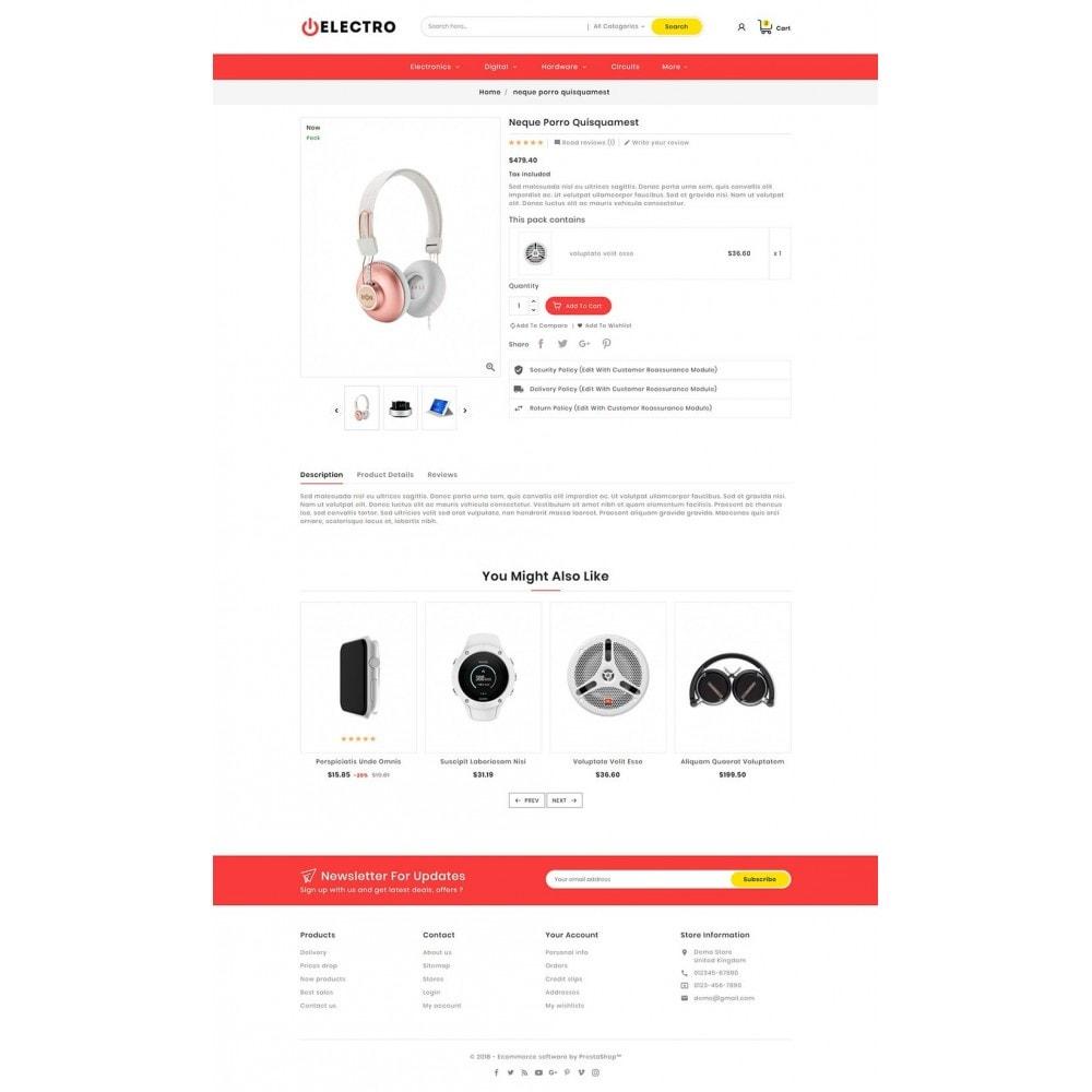 theme - Electrónica e High Tech - Electro Mega Appliances Shop - 5