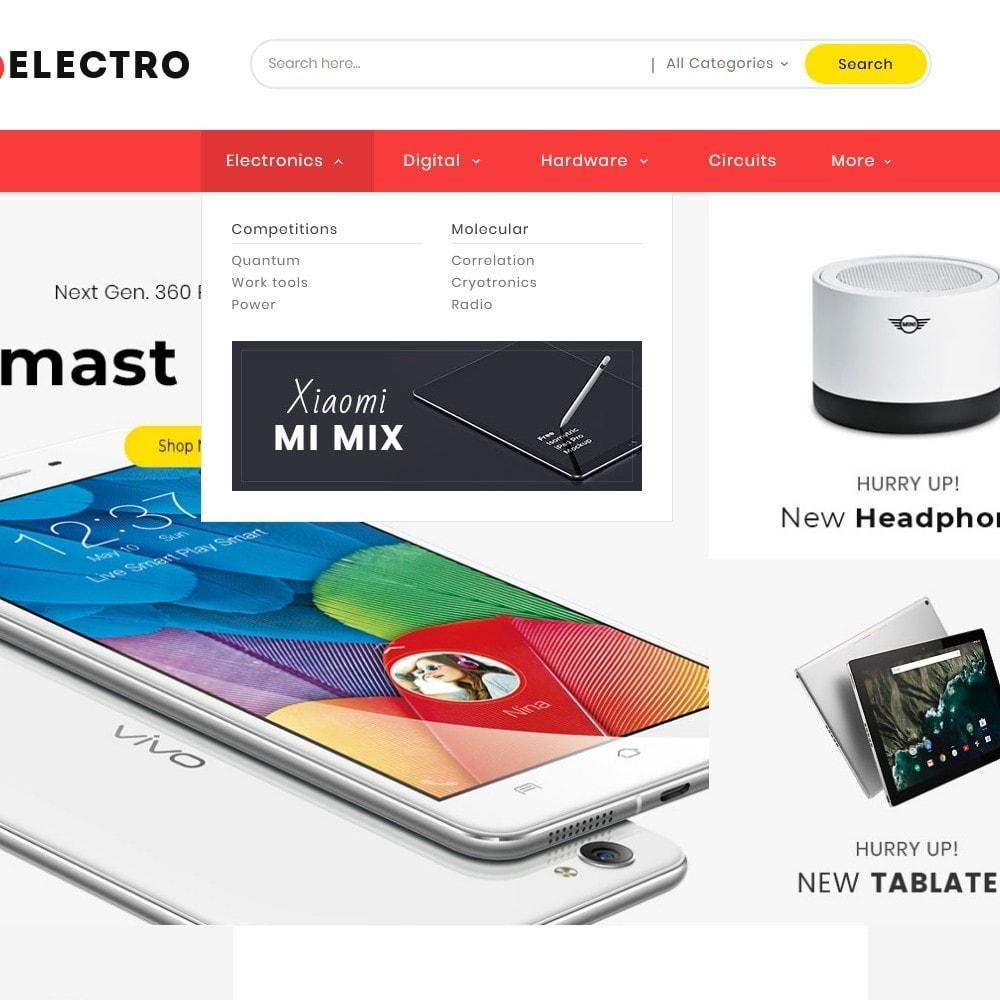 theme - Electrónica e High Tech - Electro Mega Appliances Shop - 9