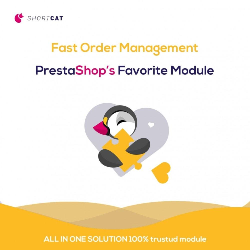 module - Управление заказами - Easy Order Management: Search, Bulk Actions, Picklist - 1