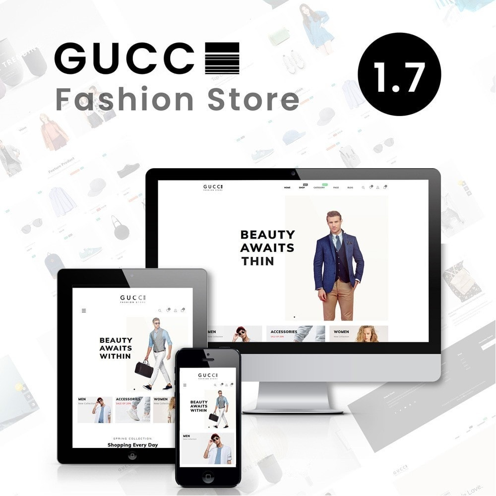 theme - Mode & Schuhe - Gucci Fashion Store - 1